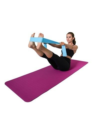 Usr USR Orta Sertlikte Pilates Bandı Mavi
